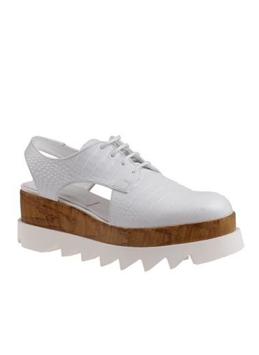 Cult Ayakkabı Beyaz